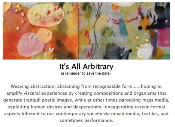 It's All Arbitrary